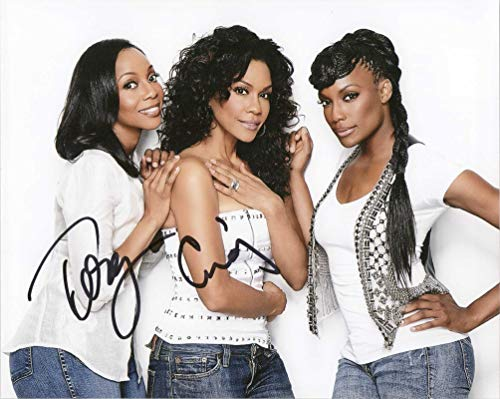Terry Ellis & Cindy Herron Signed Autographed 'En Vogue' Glossy 8x10 Photo - COA Matching Holograms