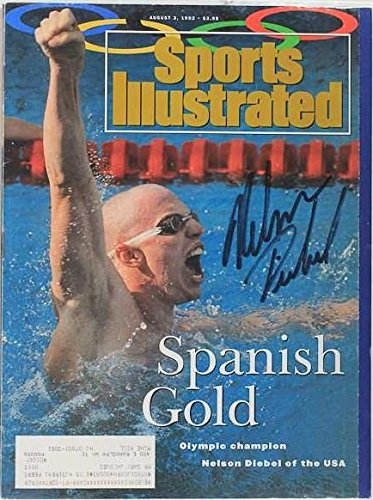 Nelson Diebel Signed Autographed Complete