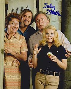 Sally Struthers Signed Autographed 'All in the Family' Glossy 8x10 Photo - COA Matching Holograms