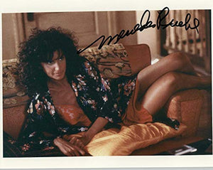 Mercedes Ruehl Signed Autographed Glossy 8x10 Photo - COA Matching Holograms
