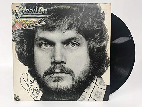 Randy Bachman Signed Autographed 'Head On' Record Album - COA Matching Holograms