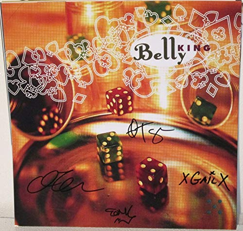 Belly Band Signed Autographed 'King' 12x12 Promo Photo - COA Matching Holograms