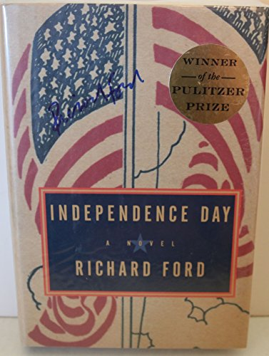Richard Ford Signed Autographed 'Independence Day' H/C Hard Cover Book - COA Matching Holograms