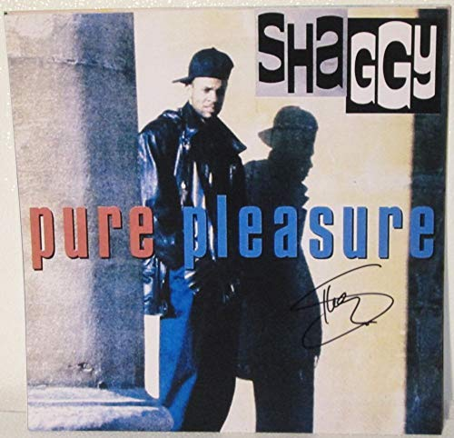 Shaggy Signed Autographed 'Pure Pleasure' 12x12 Promo Photo - COA Matching Holograms