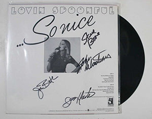 "The Lovin Spoonful Band Signed Autographed""So Nice"" Record Album - COA Matching Holograms"