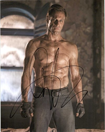 Aaron Eckhart Signed Autographed