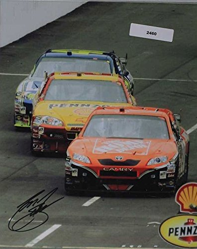 Tony Stewart Signed Autographed NASCAR Glossy 8x10 Photo