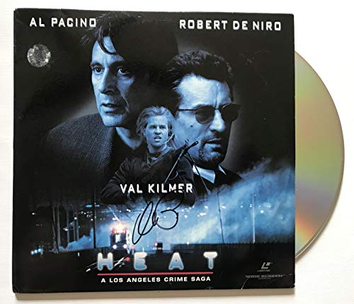 Al Pacino Signed Autographed 'Heat' LaserDisc Movie - COA Matching Holograms