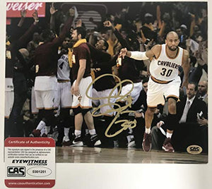 Dahntay Jones Signed Autographed Glossy 8x10 Photo Cleveland Cavaliers - COA Matching Holograms