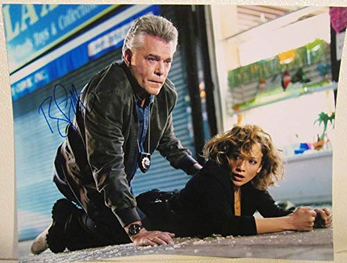 Ray Liotta Signed Autographed 'Shades of Blue' Glossy 11x14 Photo - COA Matching Holograms