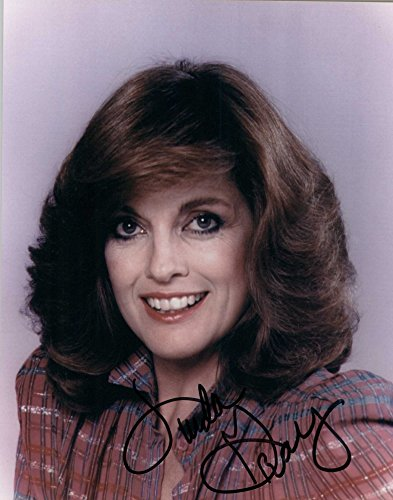 Linda Gray Signed Autographed
