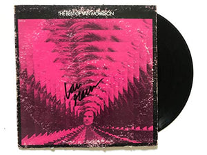 Van Morrison Signed Autographed 'The Best of Van Morrison' Record Album - COA Matching Holograms