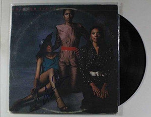 "Anita Pointer Signed Autographed ""The Pointer Sisters"" Record Album - COA Matching Holograms"