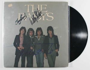 The Babys Band Signed Autographed Record Album - COA Matching Holograms