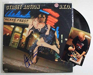 "C.F. Turner Signed Autographed ""Street Action"" Bachman-Turner Overdrive BTO Record Album - COA Matching Holograms"