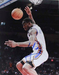 Amare Stoudemire Signed Autographed 11x14 Photo New York Knicks - COA Matching Holograms