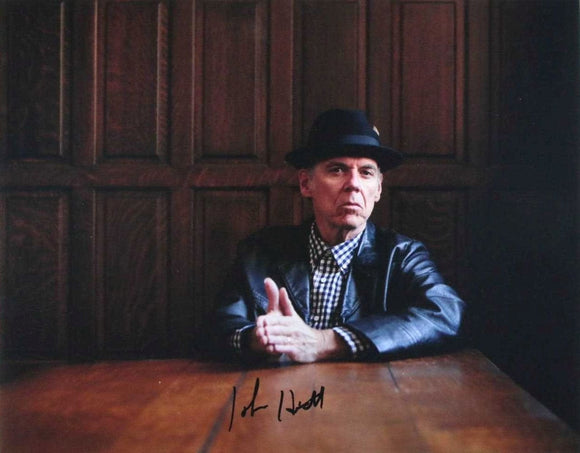 John Hiatt Signed Autographed Glossy 11x14 Photo - COA Matching Holograms
