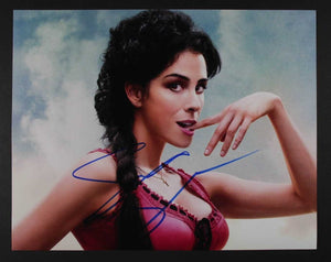 Sarah Silverman Signed Autographed Glossy 11x14 Photo - COA Matching Holograms