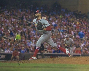 Pat Neshek Signed Autographed Glossy 11x14 Photo - St. Louis Cardinals
