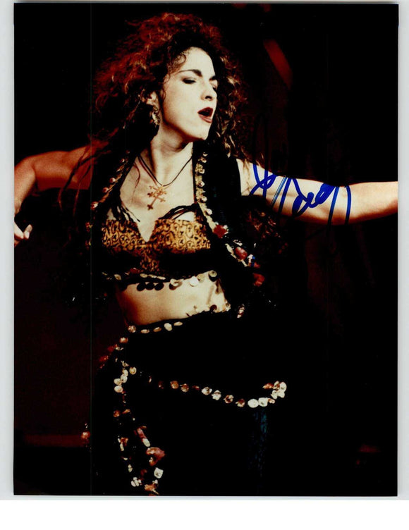 Gloria Estefan Signed Autographed Glossy 8x10 Photo - COA Matching Holograms