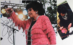 Wanda Jackson Signed Autographed Glossy 8x10 Photo - COA Matching Holograms