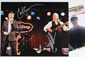 "Nick Fortuna & Carl Giammarese Signed Autographed ""The Buckinghams"" Glossy 8x10 Photo - COA Matching Holograms"