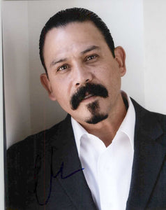 Emilio Rivera Signed Autographed Glossy 8x10 Photo - COA Matching Holograms