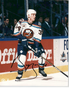 Bryan Berard Signed Autographed Glossy 8x10 Photo - New York Islanders