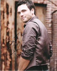 Chuck Wicks Signed Autographed Glossy 8x10 Photo - COA Matching Holograms
