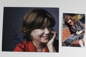 Marsha Mason Signed Autographed Glossy 8x10 Photo - COA Matching Holograms