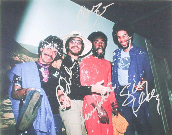 Return to Forever Band Signed Autographed Glossy 11x14 Photo - COA Matching Holograms