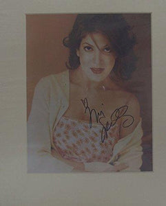Tori Spelling Signed Autographed 8x10 Photo Matted to 11x14