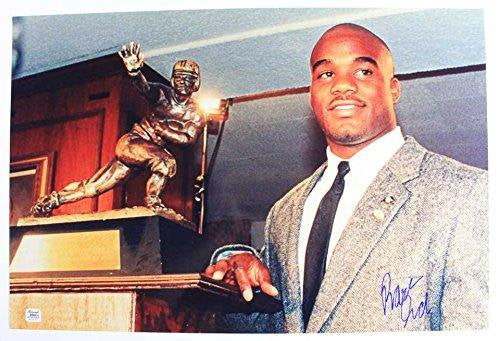 Rashaan Salaam Signed Autographed 14x18 Photo - Colorado Buffaloes