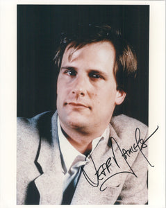 Jeff Daniels Signed Autographed Glossy 8x10 Photo - COA Matching Holograms