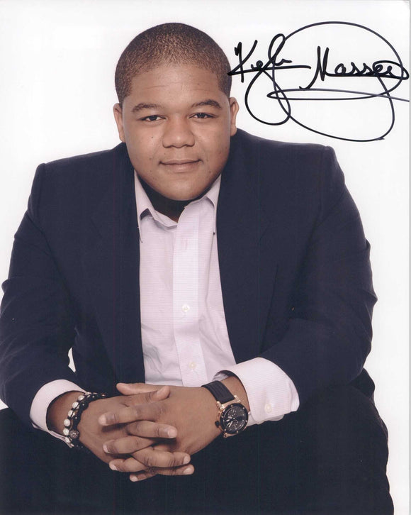 Kyle Massey Signed Autographed Glossy 8x10 Photo - COA Matching Holograms