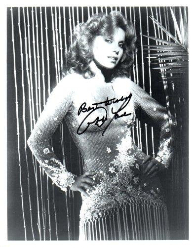 Abbe Lane Signed Autographed Glossy 8x10 Photo - COA Matching Holograms