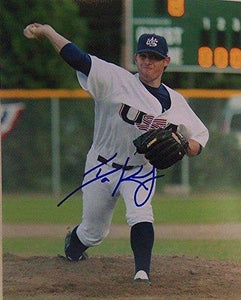 Ian Kennedy Signed Autographed Glossy 8x10 Photo (Team USA) - COA Matching Holograms