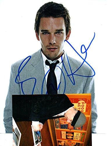 Ethan Hawke Signed Autographed Glossy 8x10 Photo - COA Matching Holograms