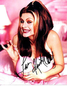 Kirstie Alley Signed Autographed Glossy 8x10 Photo - COA Matching Holograms