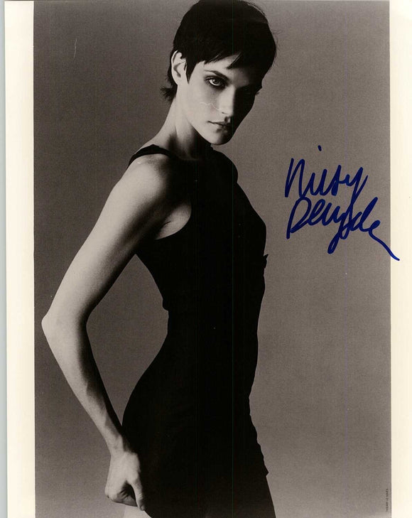 Missy Rayder Signed Autographed Glossy 8x10 Photo - COA Matching Holograms