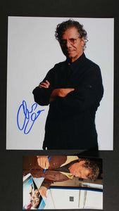 Chick Corea Signed Autographed Glossy 8x10 Photo - COA Matching Holograms