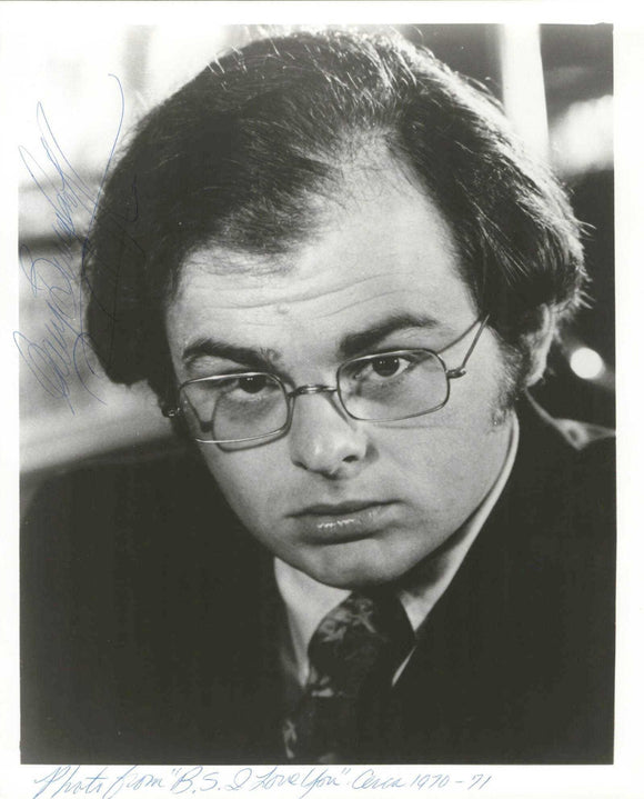 Gary Burghoff Signed Autographed Glossy 8x10 Photo - COA Matching Holograms