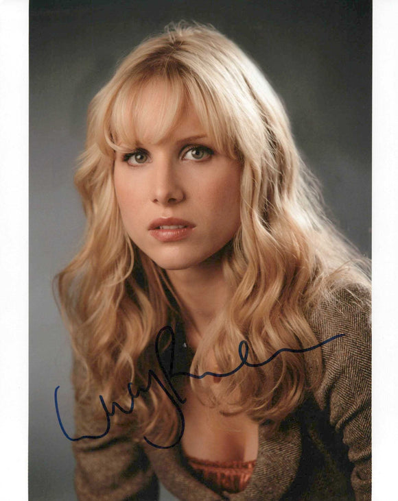 Lucy Punch Signed Autographed Glossy 8x10 Photo - COA Matching Holograms