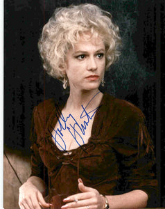 Holly Hunter Signed Autographed Glossy 8x10 Photo - COA Matching Holograms
