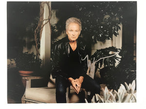 "Lindsey Buckingham Signed Autographed ""Fleetwood Mac"" Glossy 11x14 Photo - COA Matching Holograms"
