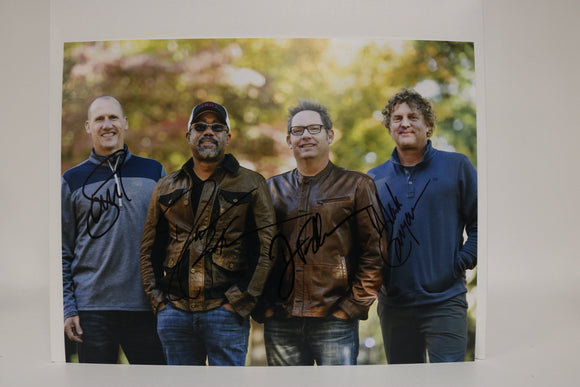 Hootie & The Blowfish Band Signed Autographed Glossy 11x14 Photo - COA Matching Holograms