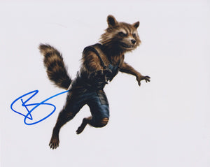 "Bradley Cooper Signed Autographed ""Guardians of the Galaxy"" Glossy 8x10 Photo - COA Matching Holograms"