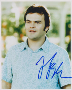 "Jack Black Signed Autographed ""Shallow Hal"" Glossy 8x10 Photo - COA Matching Holograms"