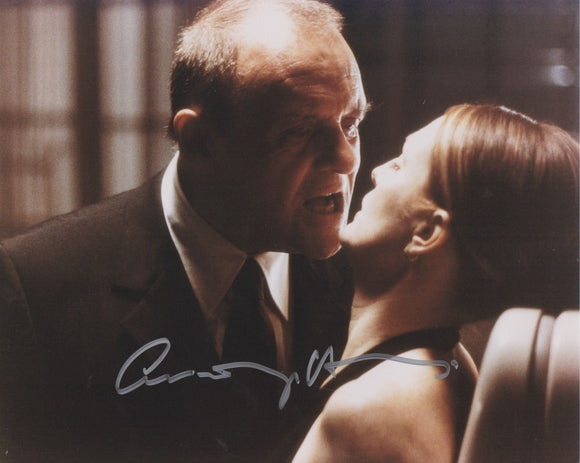 Anthony Hopkins Signed Autographed