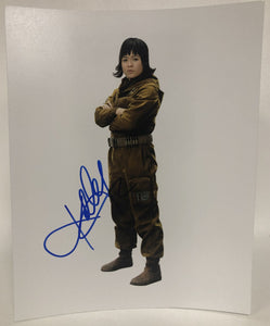 "Kelly Marie Tran Signed Autographed ""Star Wars"" Glossy 8x10 Photo - COA Matching Holograms"